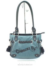 Comely famous brand ladies handbag for usa young people market 2016