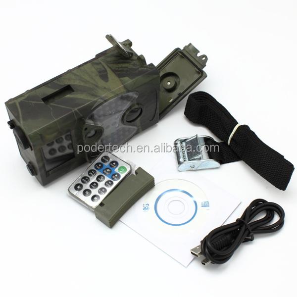 IR trail camera