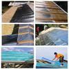 Vapour Barrier Woven Cloth Foil Reflective Heat Insulation Material For Housing Insulation