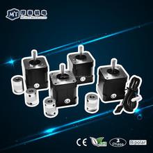 Nema 17 stepper motor 5.5 kg, detachable leads, flexible coupling