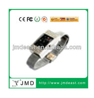 High quality free sample low price wholesale usb flash drive wrist watch