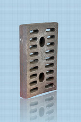 Low price stylish reinforcement of concrete grid plate