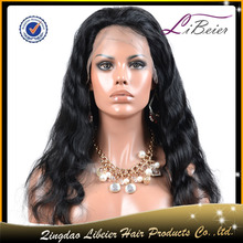 Cheap Hottest No Chemical Processed Wholesale indian women Human Hair Full Lace Wig
