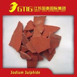 Sodium Sulphide Solid 1313--82-2 60% 10 15 20 30 50 150 ppm