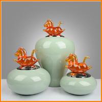 Ma Yun simple modern decor jar soft fitted furniture, furnishing accessories, sample room hotel clubs knick knacks