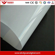 backlit film printing/eco solvent backlit film printing light box advertising
