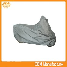 New design peva/pvc+pp outdoor motorcycle cover made in China