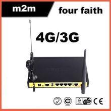 F3836 Industrial Cellular VPN Router 3G/4G Wireless N Mobile Broadband Router