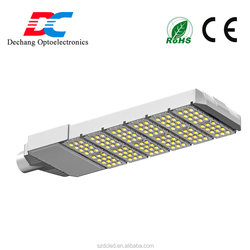 Cree Chip Meanwell Driver LED Lighting Street, IP65 High Power 200W LED Street Light with CE RoHS