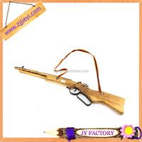 Wooden gun archery gun spear gun rubber band