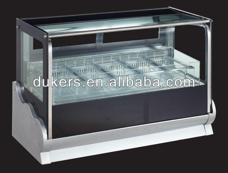 design countertop ice cream display freezer, View ice cream freezer ...