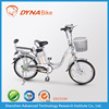 70km long range DYNABike brand pedal assisted scooters mopeds/electric bike with best price