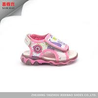 Lovely Sweet New Design Ladies Fancy Flat Sandal