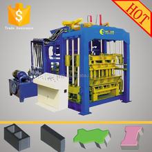 QT8-15 concrete paving factory direct/high efficient brick machine/hydraulic curbstone bricks making machine