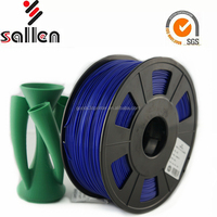 [Sallen]High quality MSDS OEM 1.75 3.00mm 3d filament pla in other plastic rods on FDM 3d printers