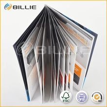 24 Hours Customer Service coated paper souvenir book design & printing