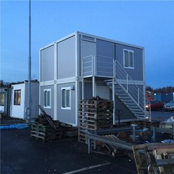 Recycled Container Seas pre make container house