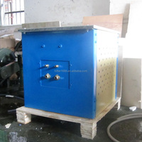electric induction smelter: 200KG small electric smelter/copper smelters