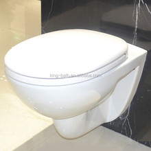 bathroom sanitary wall mounted toi,new wall hung toilet for bathroom , Western One Piece Toilet Bowl