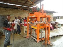 The Africa of Finest block making machine for making concrete blocks,we have branch in Nigeria,Tanzania,Algeria