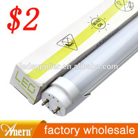 ce led tubes & bulbs light aluminum shell with pc cover