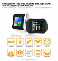 wifi watch mobile phone nano-technolgy waterproof multi-functions