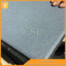 Rubber tile for floor,Sound Insulation Rubber Flooring for Fitness Room