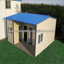 Economic and easy to build modular temporary prefab house