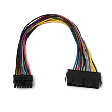 24 Pin To 14 Pin PSU ATX Cable for Lenovo Motherboard