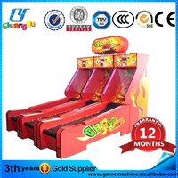 CY-AM03 Ghost (Fire) Bowling ticket redemption machine lottery vending machines lottery ticket machines vending