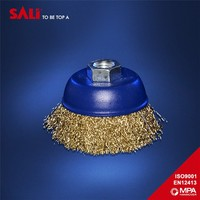 Good polishing performance industrial wire brush copper