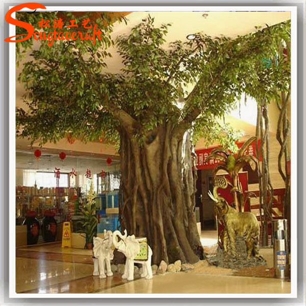 2015 exposition d 39 art ficus arbre blanc artificielle ficus laisse dans l 39 usine ficus arbre prix. Black Bedroom Furniture Sets. Home Design Ideas