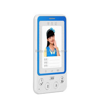 Mini Cell Phone Student Version 2.4G RFID Card Mobile Phone
