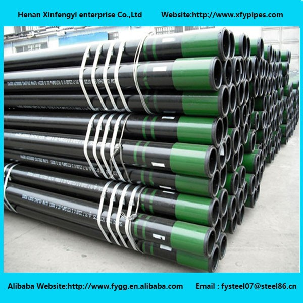 Oil casing used seamless steel pipe for sale buy
