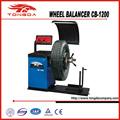 Cb-1200 caminhão e balanceamento de rodas de carro preço da máquina