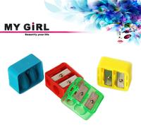 MY GIRL Plastic Makeup Pencil Sharpener,Cosmetic Pencil Sharpener
