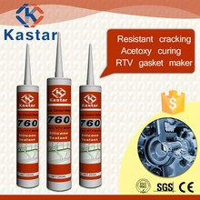 acetic RTV silicone gasket maker,silicone sealant for stainless steel