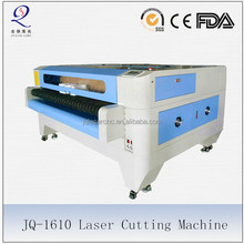 automated fabric cutter by CNC CO2 laser cutting machine