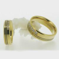 High quality christmas gold pt900 diamond ring