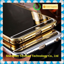 For iPhone 6 Mirror Case, For iPhone 6 Silver Mirror Cover