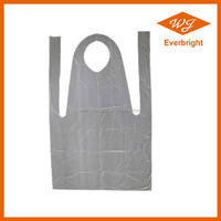 Thick Plastic Disposable Aprons