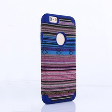 For iphone case cell-phone case Bohemia cloth National case for iphone6