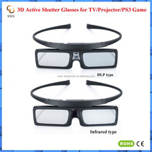 2015 HOT SELL! Active Shuttter 3D Glasses for 3D TV Samsung 3D Glasses Buy Direct from Factory Shenzhen Factory