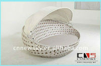 All Weather round shaped rattan outdoor furniture