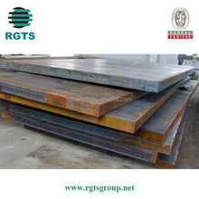 AISI,ASTM,BS,DIN,GB Standard and Controlled Rolled Technique pressure vessel steel plate