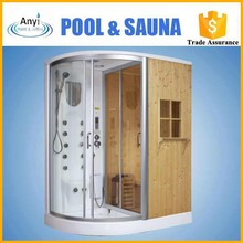 New Designb Sauna Steam Shower Bathroom