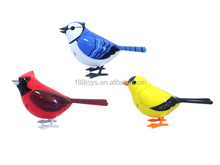 Russian hot selling 2015 newest App control chirpy birds sing toys by iphone system play