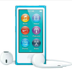 Hot 7th generation portable MP4 player