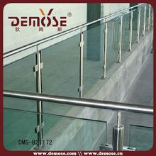 interior porch glass balustrade/alibaba glass balustrade for interior porch