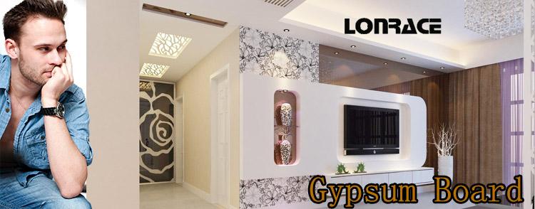 Pvc lamin carreaux de plafond en gypse tuiles de plafond id de produit 500007010639 french - Plafond suspendu insonorisant ...